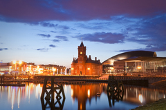 Daily Rentals: Cardiff U.K., Secure Parking for all City Centre Events