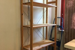 Selling: wooden shelf