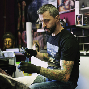 Pinyu Tattoo Art