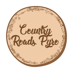 Country Roads Pyrography