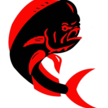 Bad attitude fish