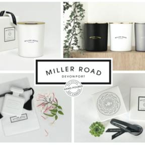 MILLER ROAD CANDLES