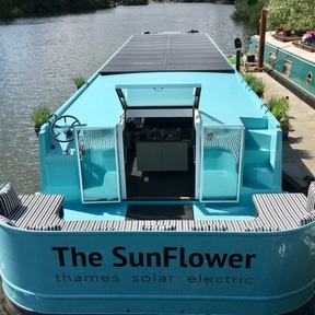 Thames Solar Electric