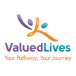 Valued lives logo online square