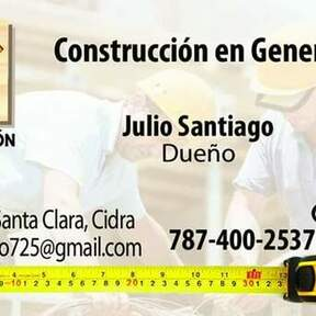 Tres en uno construction