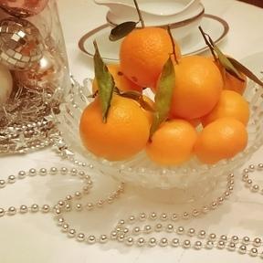 Belle comme une orange