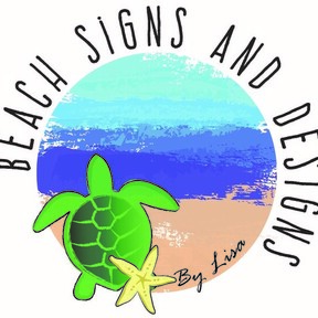 Beach Signs and Designs
