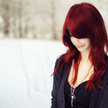 Dark red hair color tumblr 163842