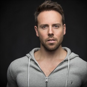 West End Star Daniel Koek