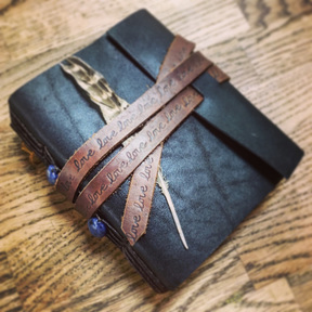 Touch the Sky - Journals & Tin Jewelry