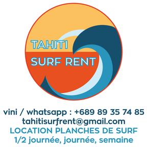Tahiti Surf Rent