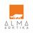 Almaarktika yritystunnus oranssi