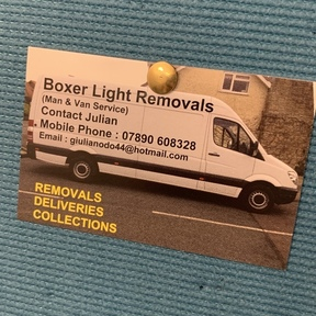 Boxer Light Removals