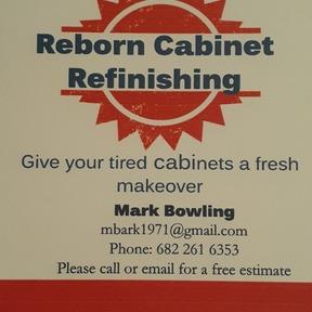 Reborn Cabinet Refinishing