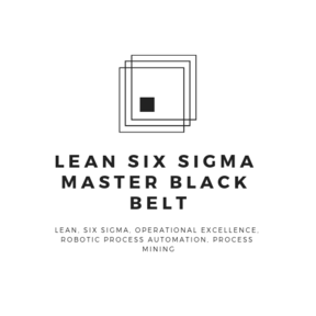 Lean Six Sigma MBB