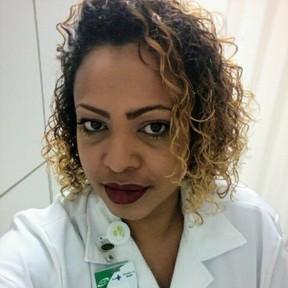 Cíntia Técnica de enfermagem