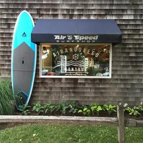 Air & Speed Surf Shop A