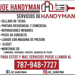 Joe Handyman