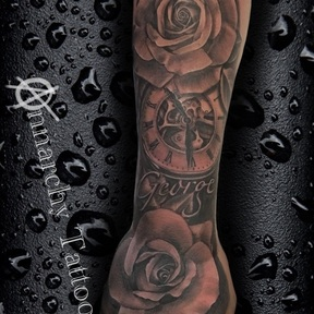 Annarchy Tattoo