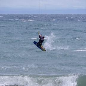 Kite In Negros - Dumaguete