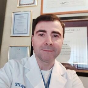 Dr Sergio Marcucci, Osteopath D.O., MSc., DHSc.