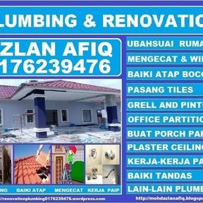 azlan afiq plumbing