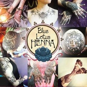 Blue Lotus Henna