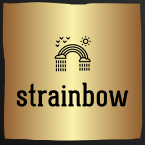 Strainbow