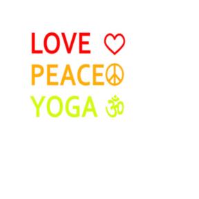 LOVE PEACE YOGA <3