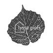 Logo lyssa ph zwart vierkant